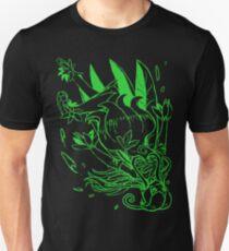 Wild Lilymon - Color Ink Unisex T-Shirt