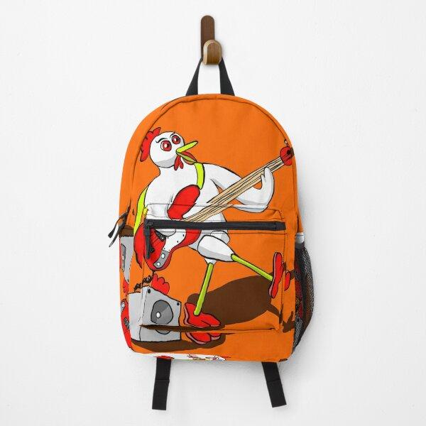 Chicken Bass Backpack
