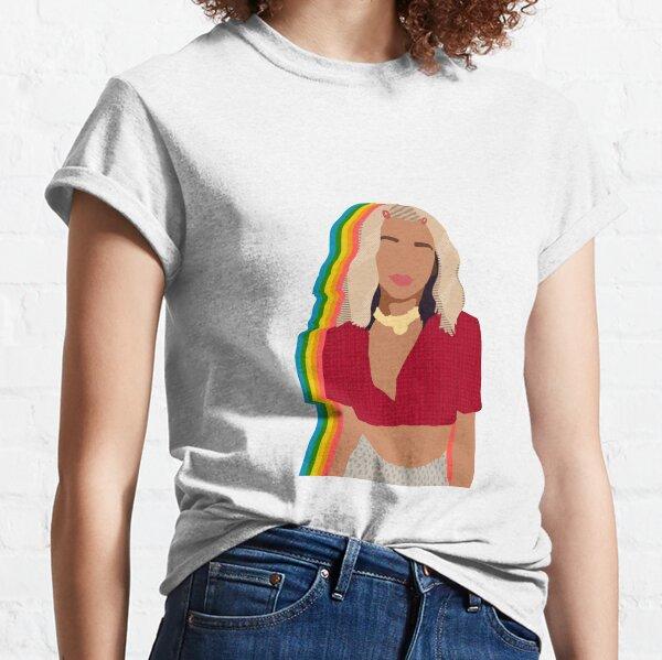 break my heart dua lipa - rainbow shadow Classic T-Shirt