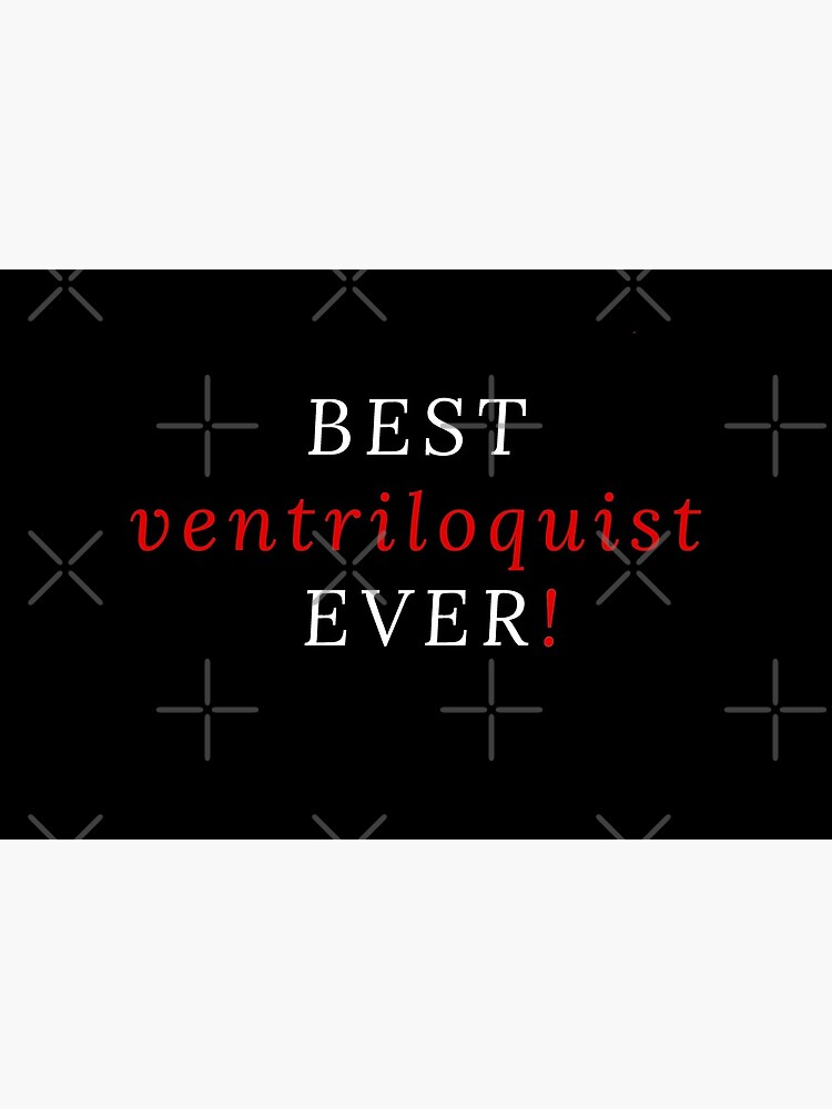 Best ventriloquist EVER! by 87lidia