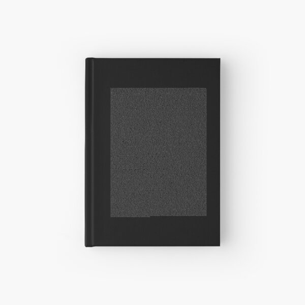Bill Wurtz history of the entire world i guess Hardcover Journal