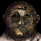 Huka man by Jenny Wood