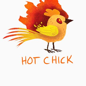 Hot Chick by BriMercedes