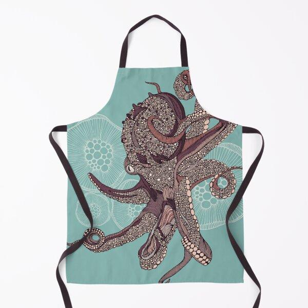 Octopus Bloom Apron