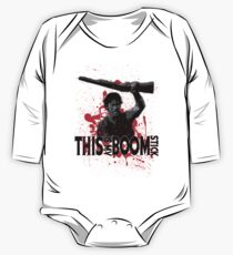 Army of Darkness, Ash, This is my Boomstick One Piece - Long Sleeve