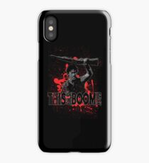 Army of Darkness, Ash, This is my Boomstick iPhone Case