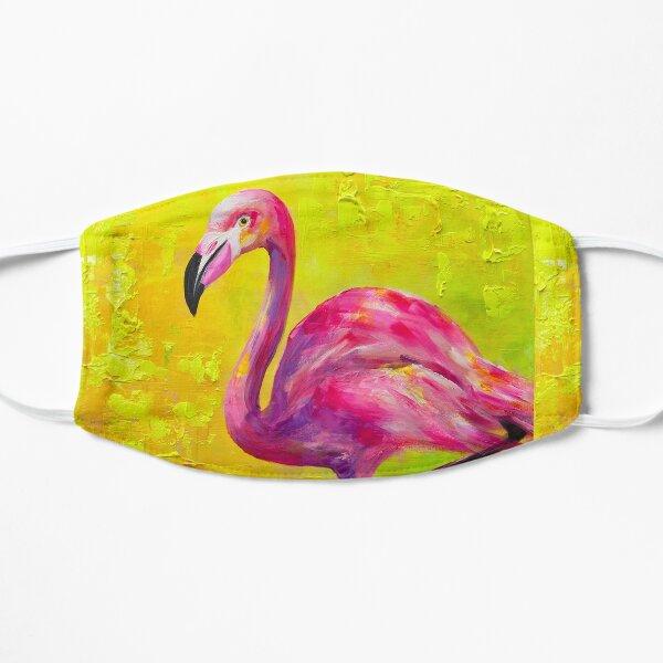 Pink Flamingo Mask