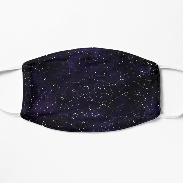 Northern Hemisphere Constellations Mask