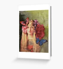 Guinevere Greeting Card