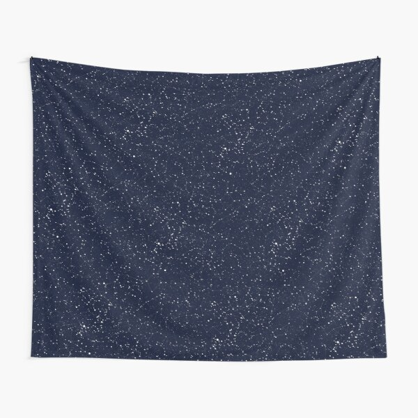Starry Night Constellations Tapestry