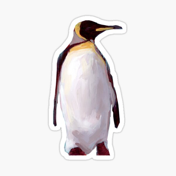 El Penguin  Sticker