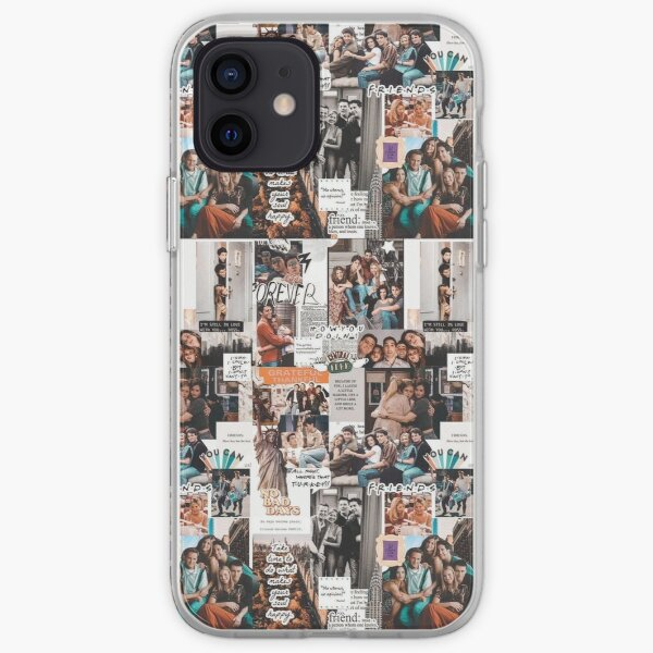Friends case Coque souple iPhone