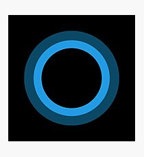 Cortana Photographic Print