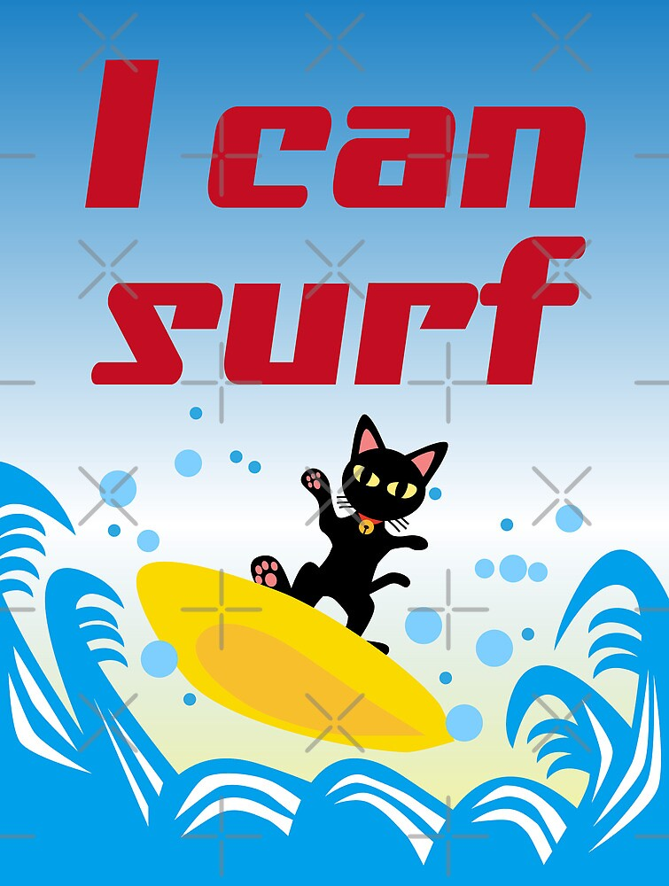 I can surf by BATKEI