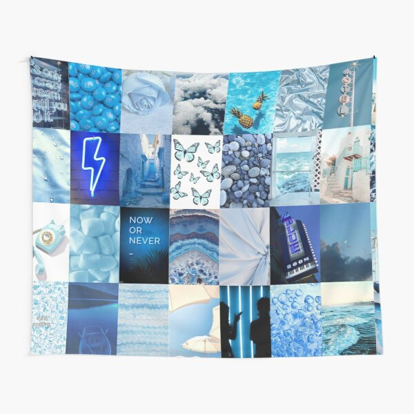 Aesthetic Collage Tapestries Redbubble