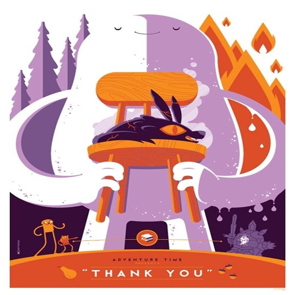 Thank You by Jordan Glass