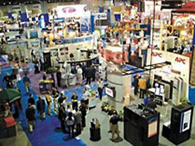 Here are Ten Easy Ways to Stand Out at Your Next Trade Show by popandexh