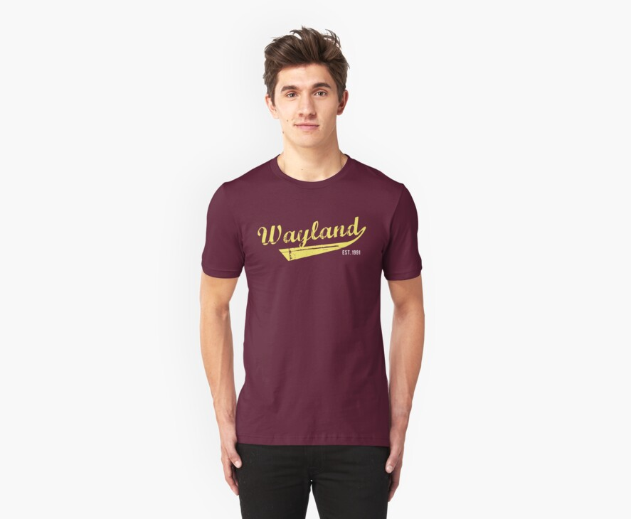 Wayland est. 1991 by dictionaried