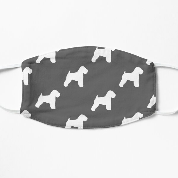 Soft Coated Wheaten Terrier Silhouette(s) Mask