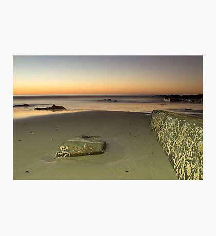 After Sunset Photographic Print