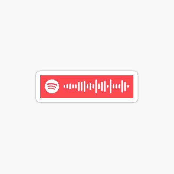 childish gambino because the internet spotify scan Sticker