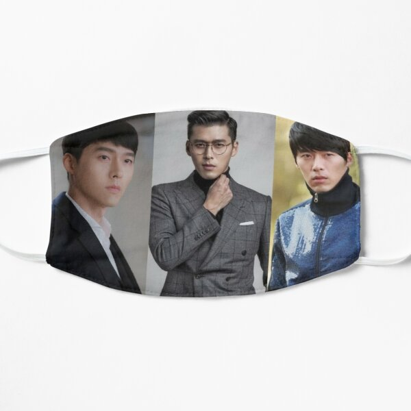 Hyun Bin Acting Evolution  Mask