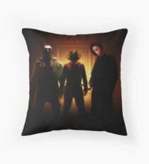 Pick your Nightmare Throw Pillow