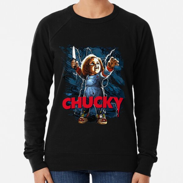 Muñeca Chucky Child's Play Sudadera ligera