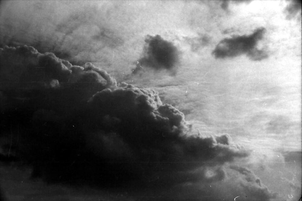 jaroslav kocian : B & W clouds [ mrakoza ] by verivela