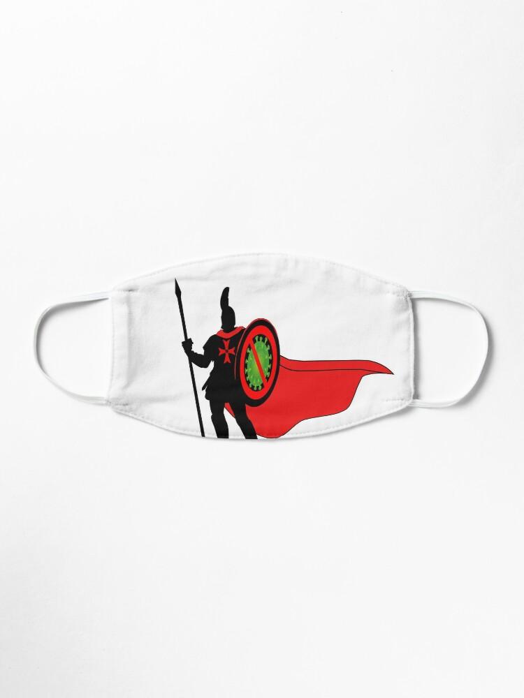 Alternate view of Anti COVID-19 Mask