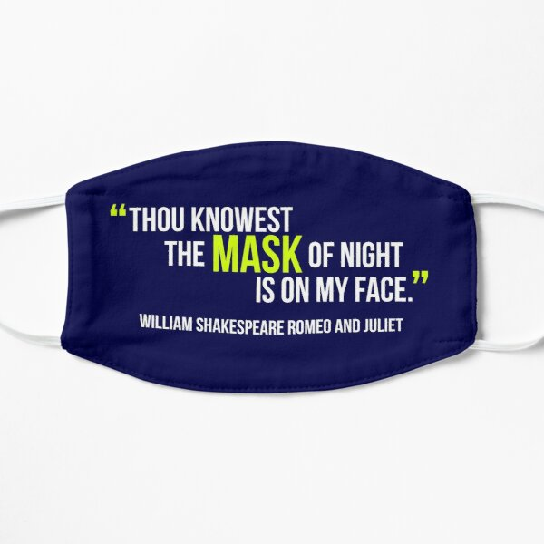 Shakespeare Romeo and Juliet Mask Mask