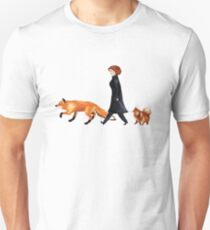 Fox & Dana Unisex T-Shirt