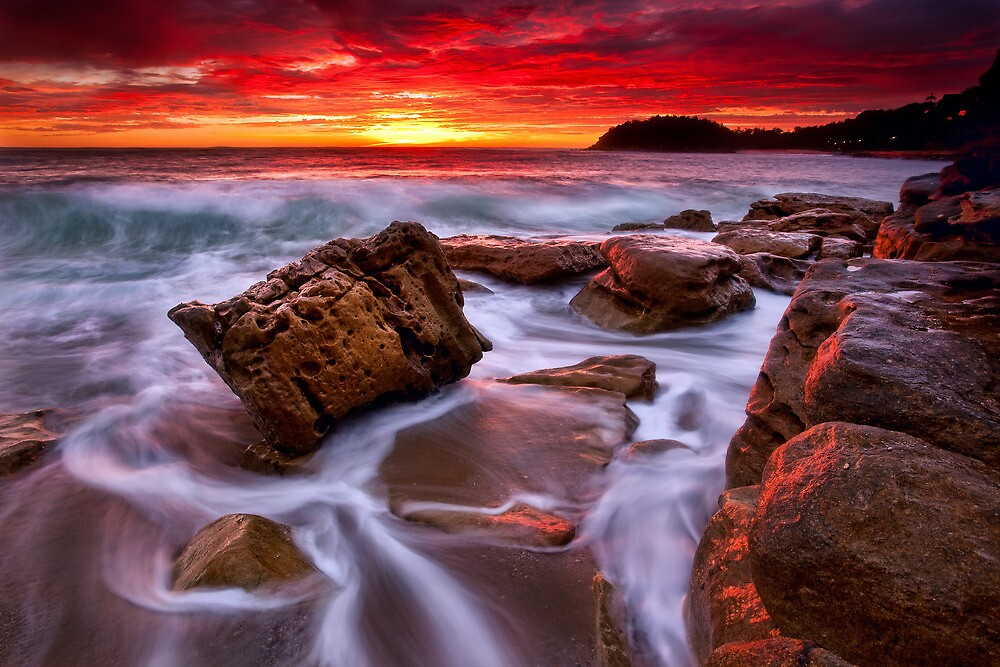 Red Dawn by jasonjames