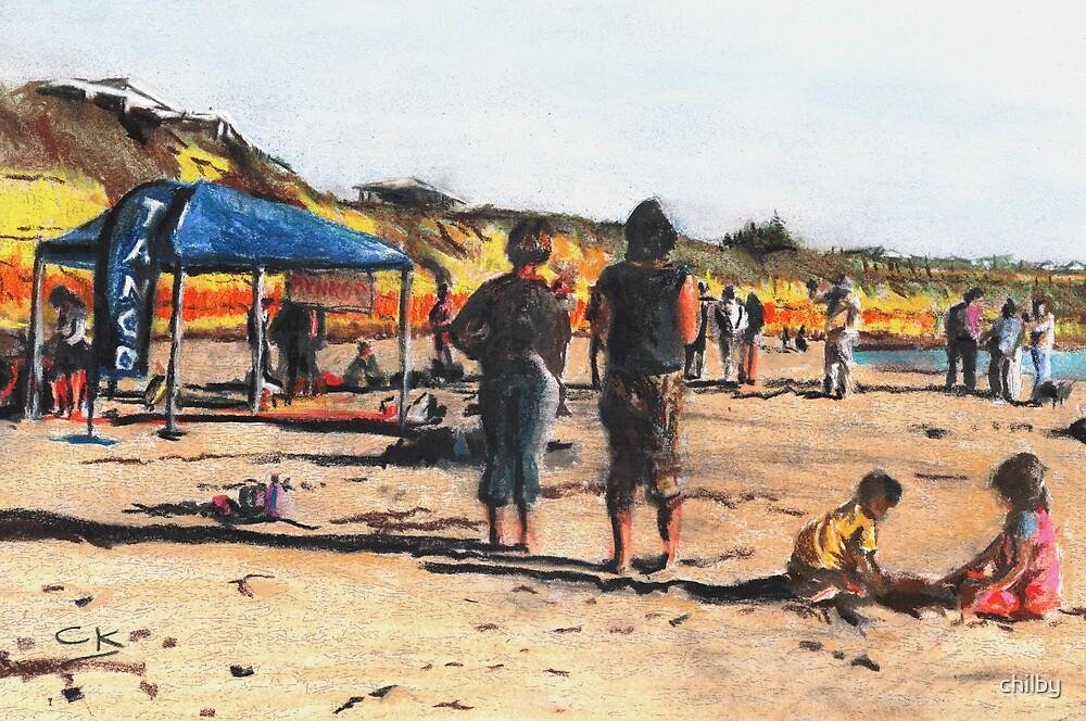 Tango Beach by chilby