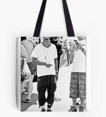 Eddie Steeples - Fashion Sense Tote Bag