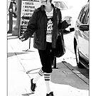 Liv Tyler - Workout Stylin' by Ron Dubin