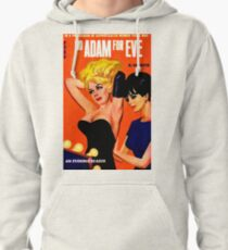 """""""No Adam For Eve"""" Pullover Hoodie"""