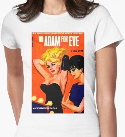 """""""No Adam For Eve"""" T-Shirt"""
