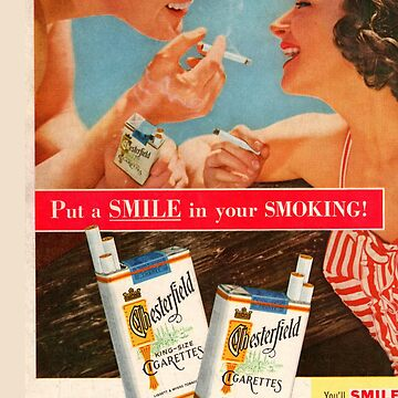 Chesterfield Cigarettes by RyderRZ