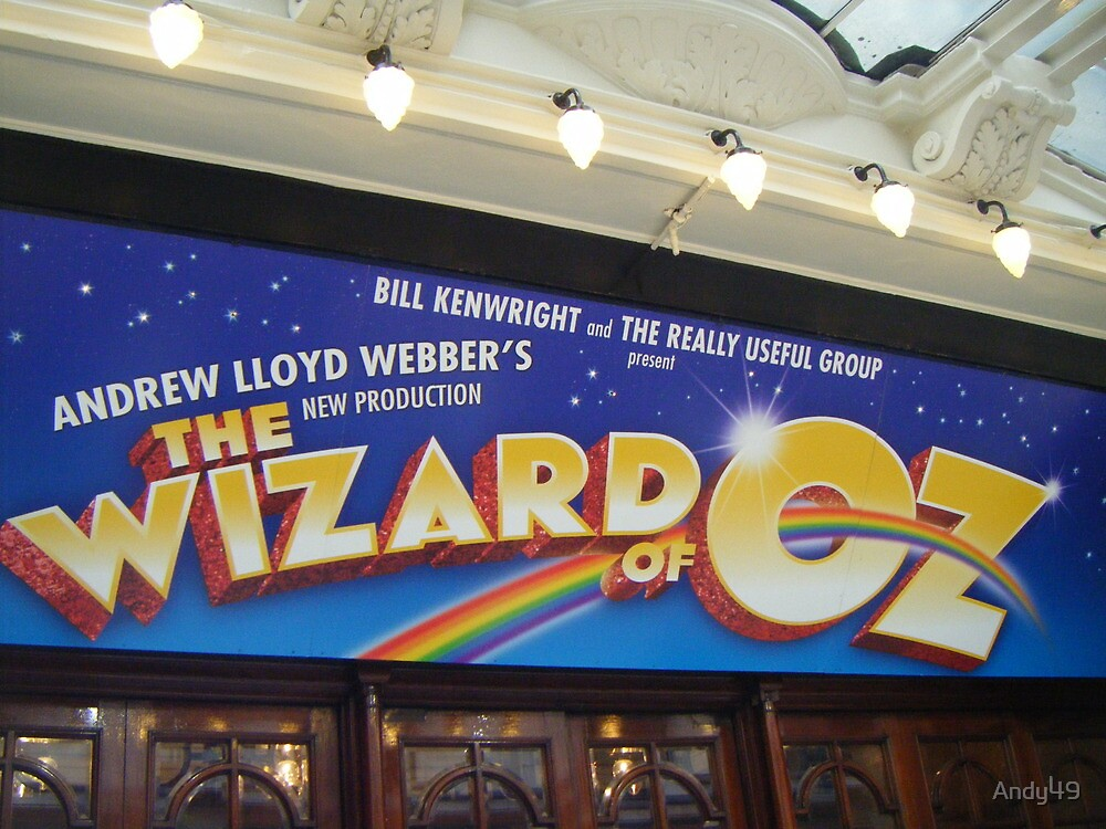 Wizard Of Oz London by Andy49