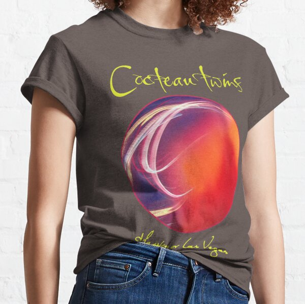 Cocteau Twins Heaven or Las Vegas Classic T-Shirt