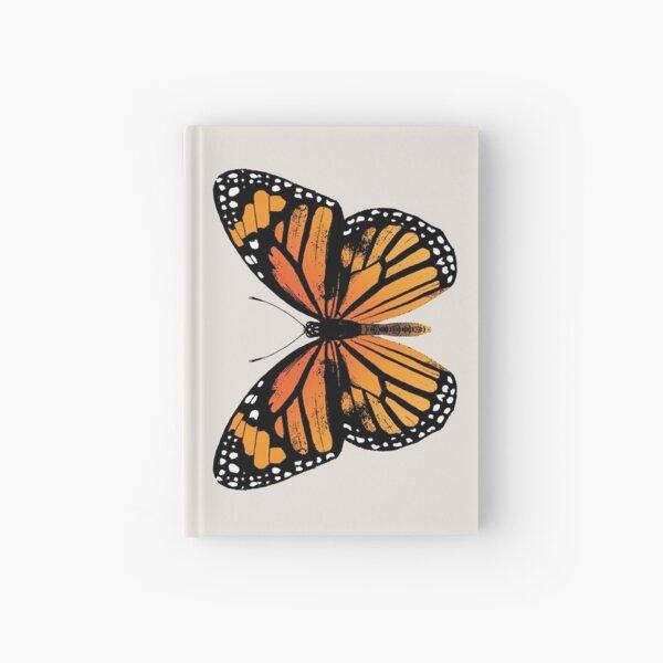 Monarch Butterfly | Vintage Butterflies |  Hardcover Journal