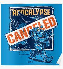 Apocalypse Canceled Poster
