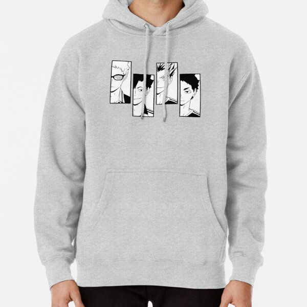 Gym 3 Squad Pullover Hoodie