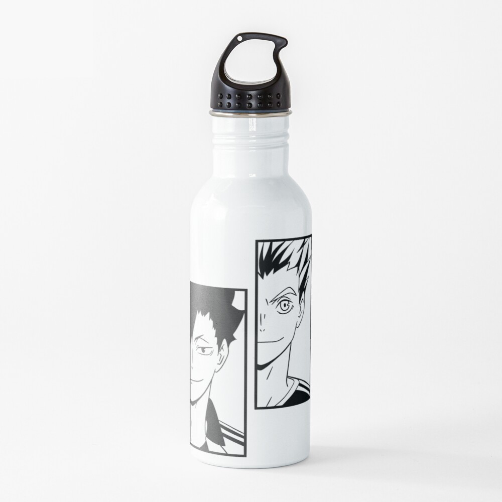 Gym 3 Squad Water Bottle