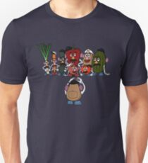 Potato family Unisex T-Shirt