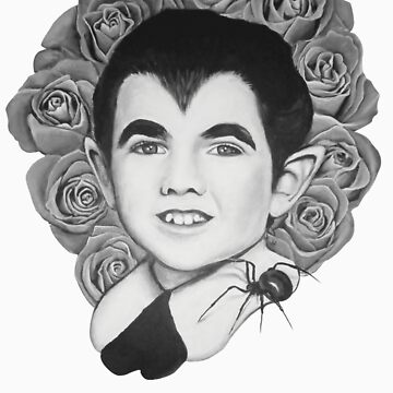 Eddie Rose Munster  by ARTANGELL