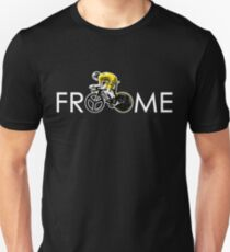 Chris Froome Tour de France 100th Winner 2013 Unisex T-Shirt