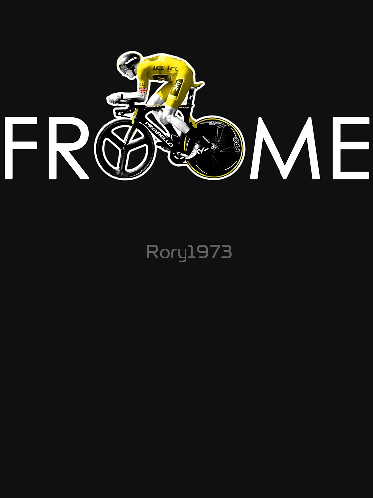 Chris Froome Tour de France 100th Winner 2013 | Unisex T-Shirt