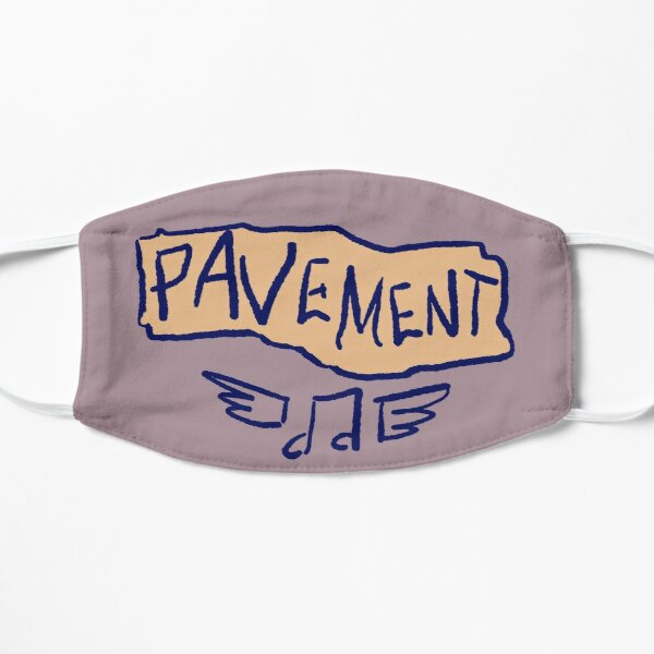 Pavement - classic 90's American band. Indie rock band. Mask